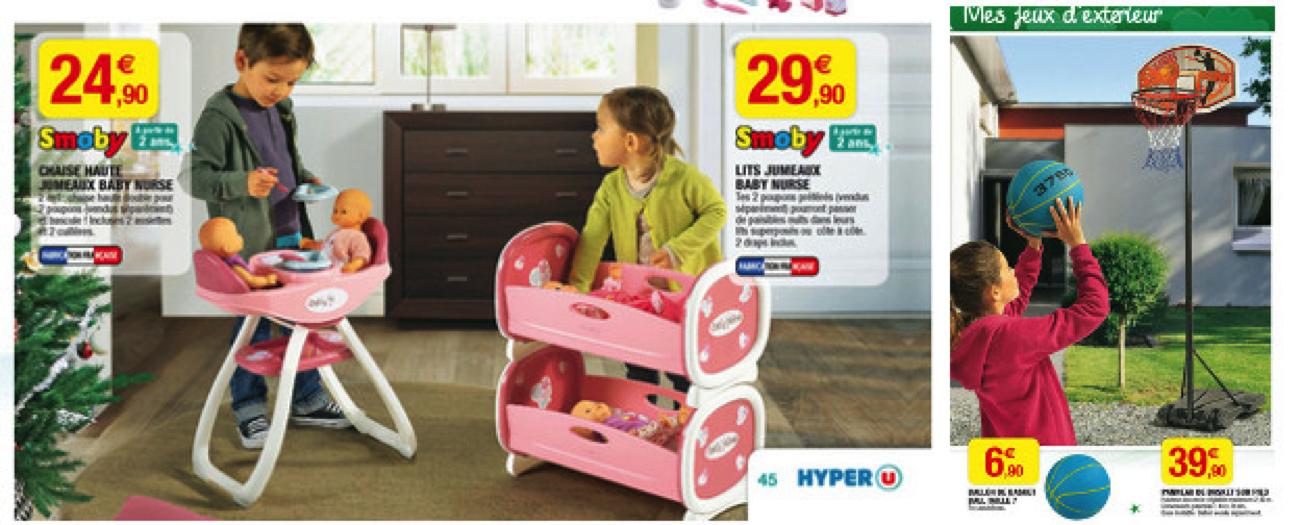 le sexisme des jouets